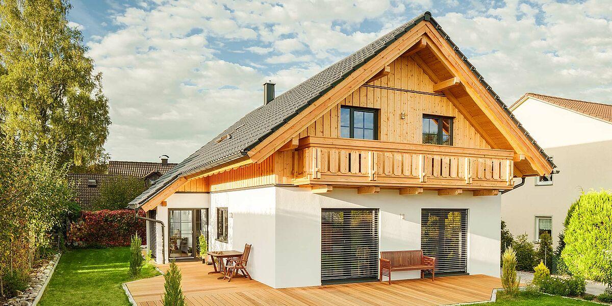 Holzhaus Bauen Holzhauserbau Tiroler Holzhaus Gmbh